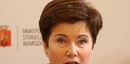 Hanna Gronkiewicz-Waltz może zostać komisarzem stolicy