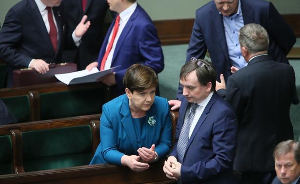 """Ziobro: Prezydent za """"prawo łaski"""" odpowiada tylko politycznie"""