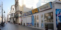 Znikają kioski z centrum Łodzi