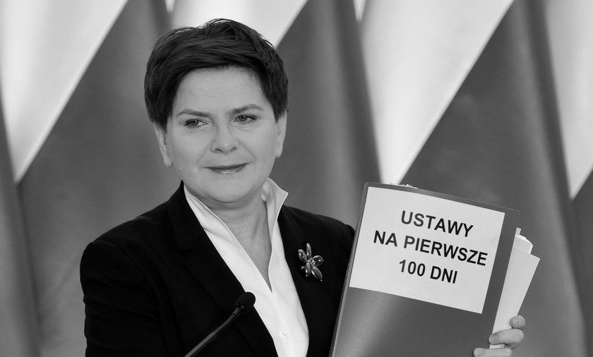 Niech się święci 100 dni rządu!