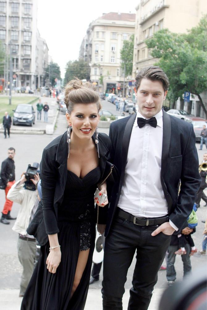 Tamara Dragičević i Petar Benčina