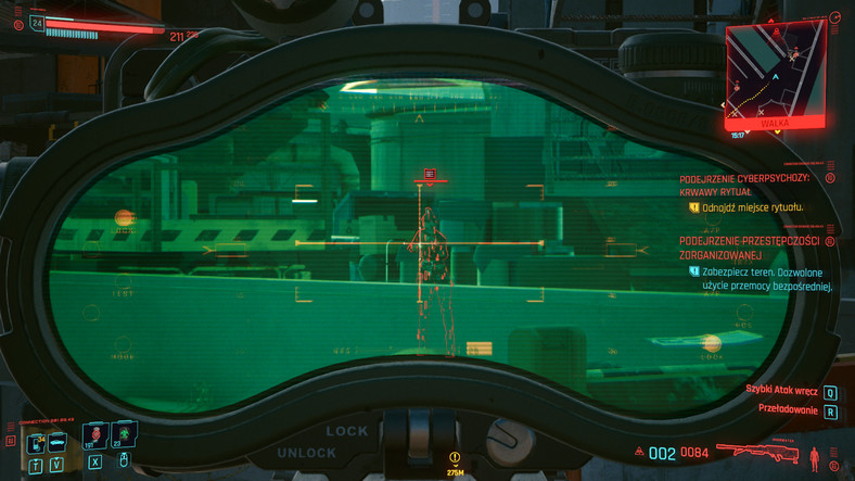 Cyberpunk 2077 (screen z wersji PC)
