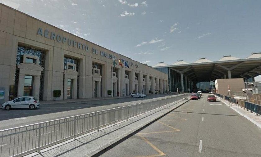 Zwłoki turysty zostały znalezione na lotnisku w Maladze