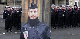Francja: pośmiertny ślub policjanta-geja z państwowymi honorami