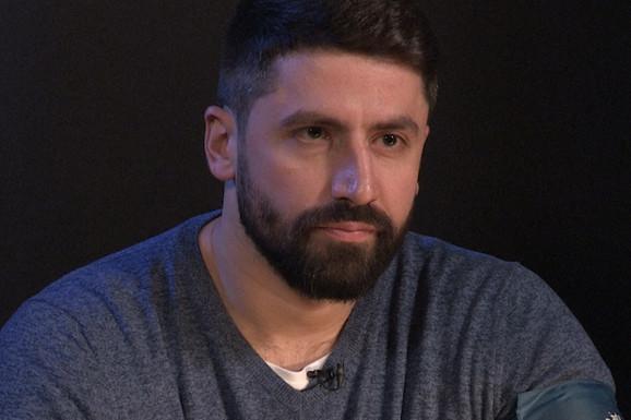 """""""Da li je istina da ste i dalje zaljubljeni u bivšu ženu Anu Kokić?"""" Nikola Rađen na BLIC POLIGRAFU slagao na pet pitanja, ali jedno nije mogao i ŠOKIRAO JE (VIDEO)"""