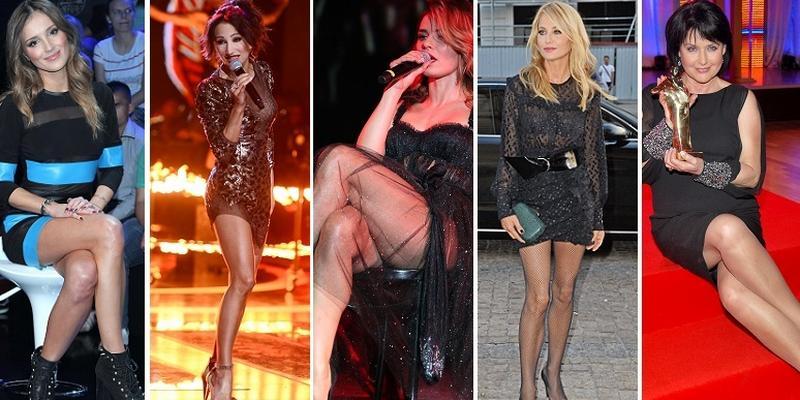 Wybieramy najpiękniejsze nogi polskiego show-biznesu