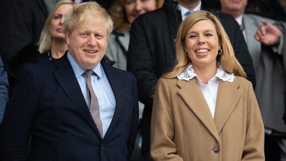 Boris Johnson i Carrie Johnson spodziewają się dziecka