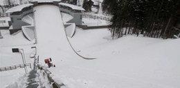 Mistrzostwa zagrożone. Winny śnieg
