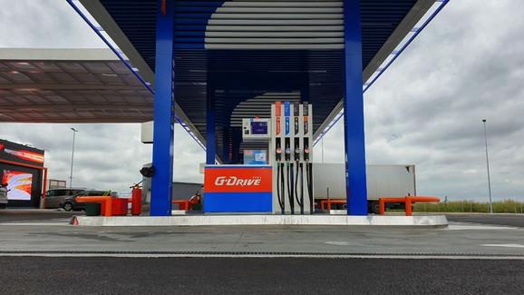 Nova NIS-ova benzinska stanica
