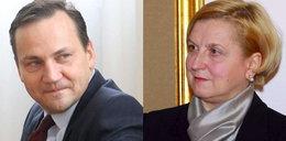 Kłótnia o Lecha Kaczyńskiego. Sikorski i Fotyga nie mają dla siebie litości
