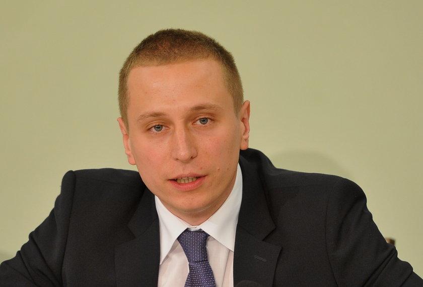 Krzysztof Brejza (33 l.), poseł PO