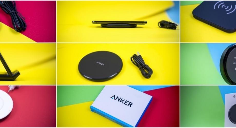 Vergleichstest: 7 Wireless Charging Pads für das iPhone X