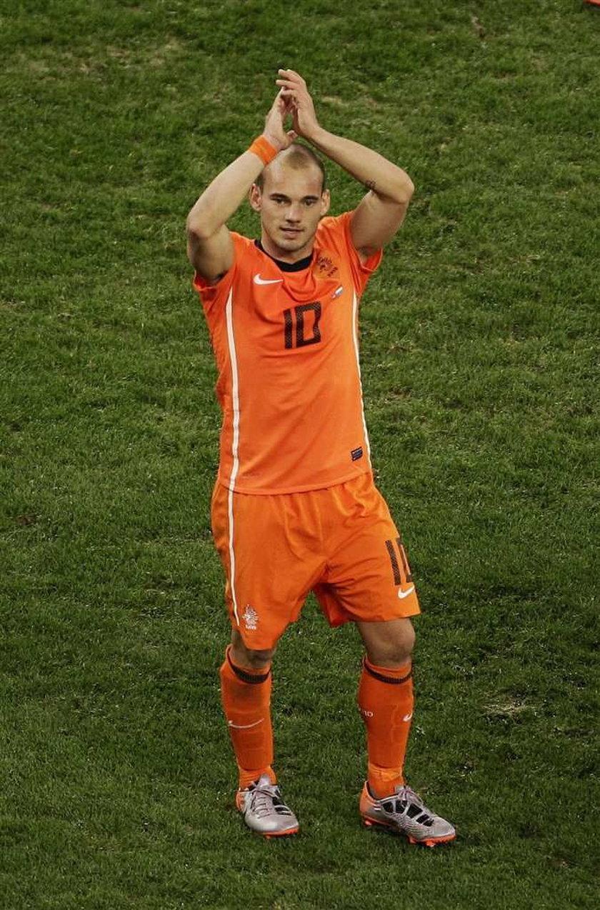 Sneijder w Manchesterze?