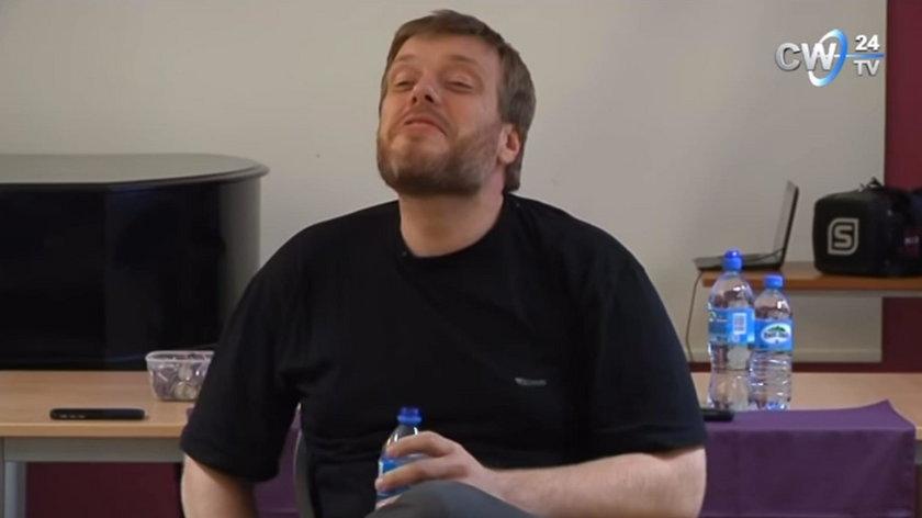 Adrian Zandberg we Włocławku