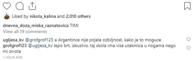 Nikola Kalinić, lajk
