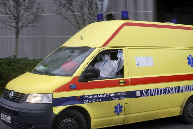 Hrvatska hitna pomoc korona