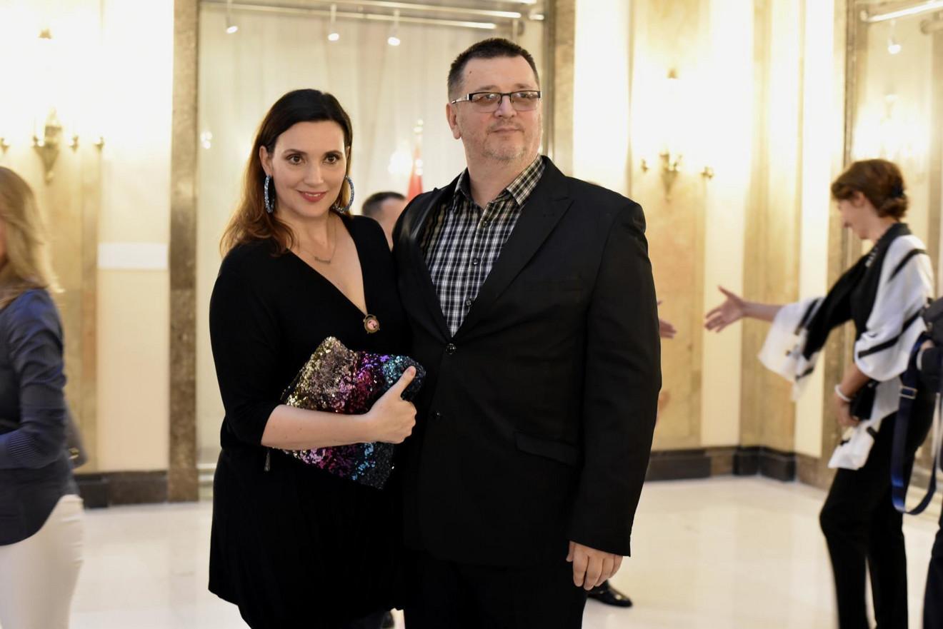 Milica Milša i Žarko Jokanović