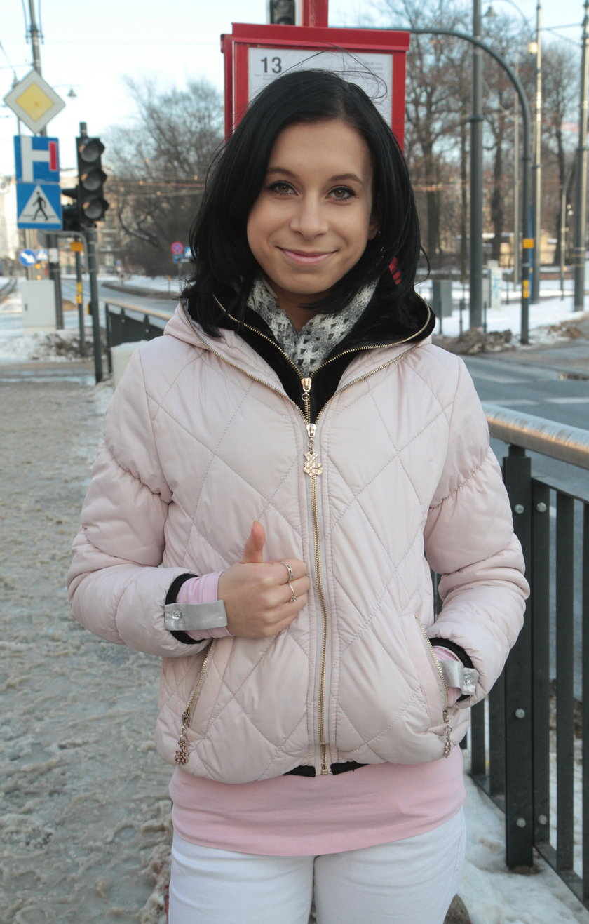 Milena Walczykiewicz (18 l.)
