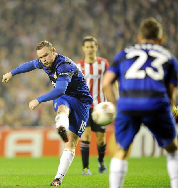 Miejsce 5. Wayne Rooney (Manchester United) 20,6 mln euro