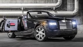 Rolls-Royce Phantom Drophead Coupe dla wybranych!