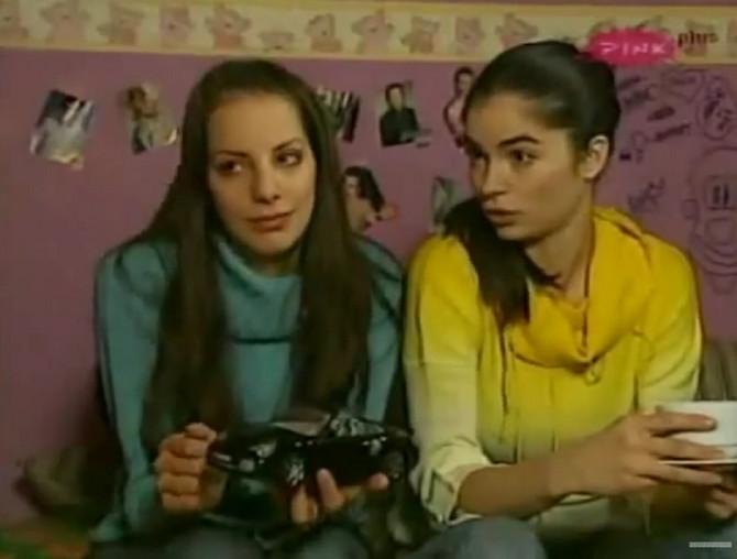 Nada Macanković kao Maca i Marija Karan kao Maja u seriji