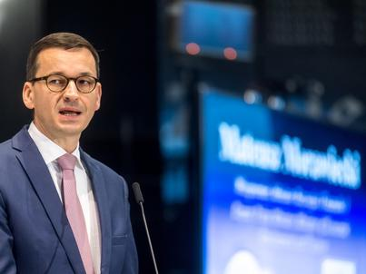 Konstytucja biznesu to jeden z flagowych projektów wicepremiera Mateusza Morawieckiego