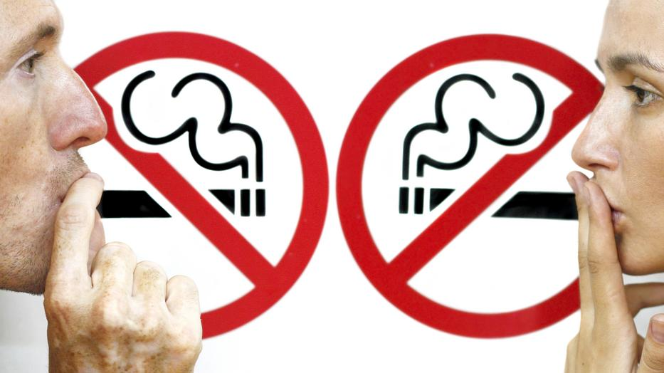 akik úgy néznek ki, mint a dohányzás