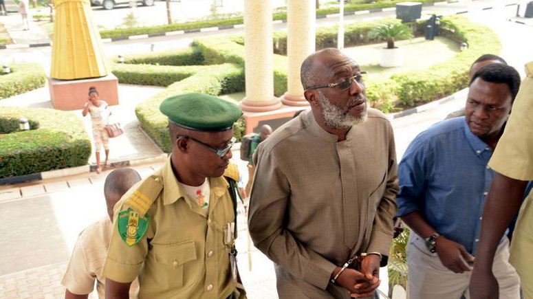 Olisa Metuh to 7 years imprisonment, to pay N375m to FG 1