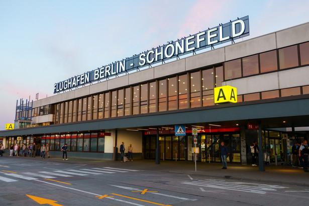 Berlin lotnisko