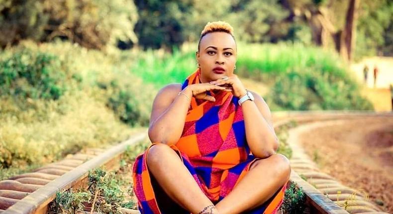 Machachari actress Mama Baha aka Wanjiku Mburu hospitalized