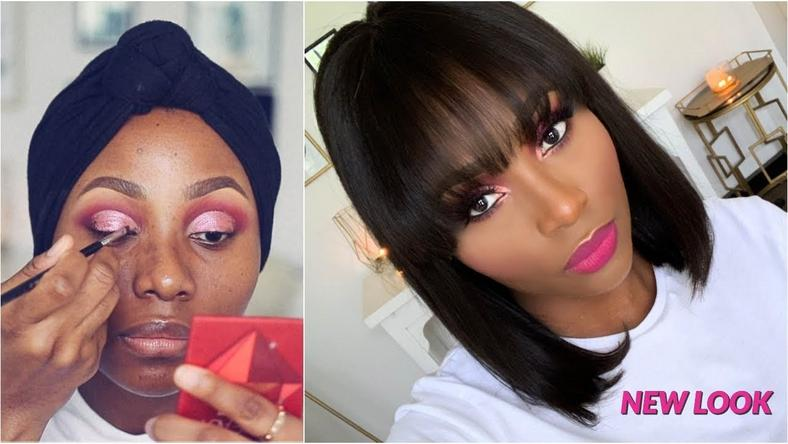 Beauty Influencer Dimma Umeh Makes A Compelling Case For Bangs In