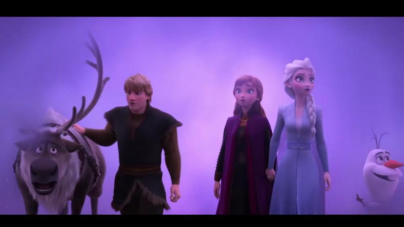 "Kadr z filmu ""Kraina lodu 2"""