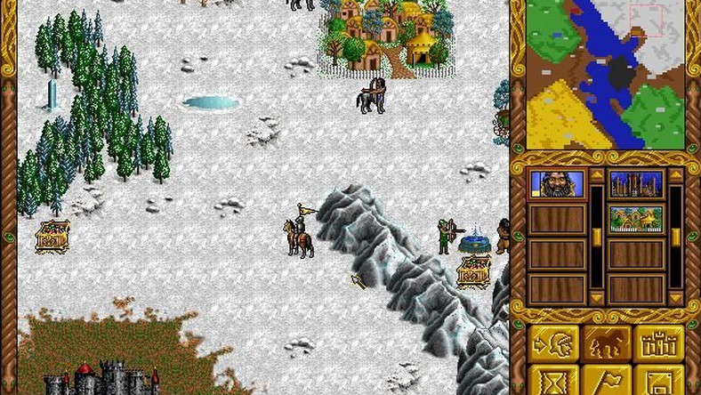 Galeria Heroes of Might and Magic