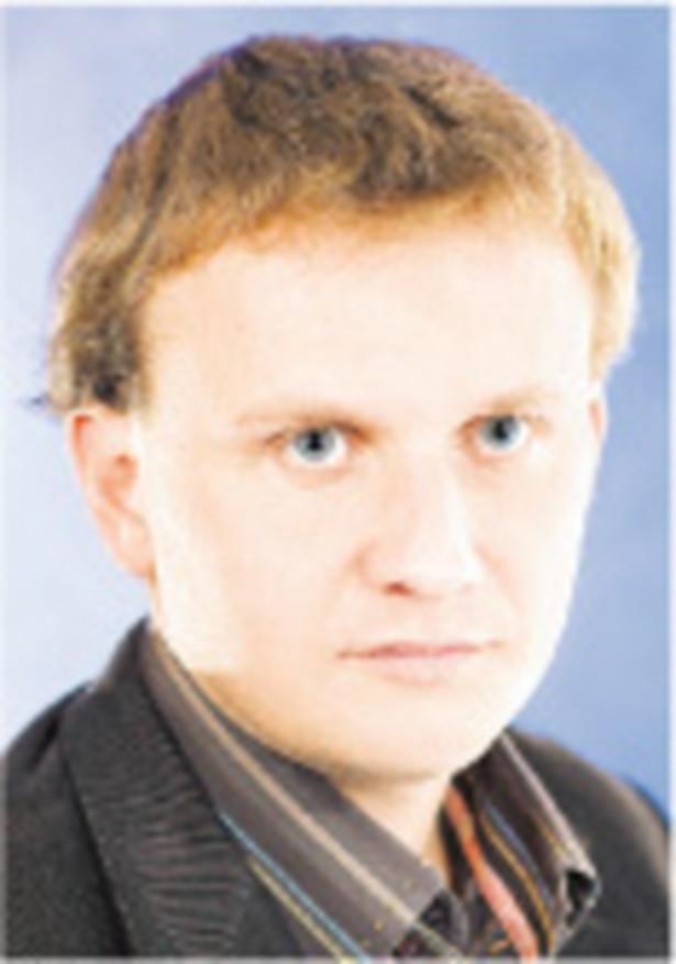 Bartosz Marczuk, kierownik działu kraj