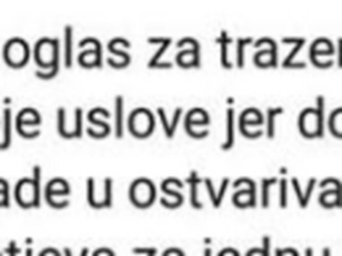 Crnogorac objavio KONKURS ZA DEVOJKU SVOJIH SNOVA, a ceo Fejsbuk se USTALASAO ZBOG NJEGOVIH KRITERIJUMA: Da li su NORMALNI ili SUMANUTI?