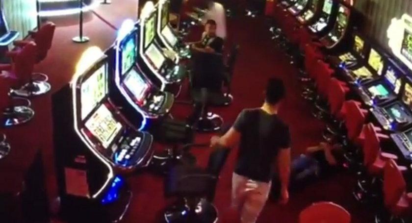 Zastrzelił pracownika salonu gier