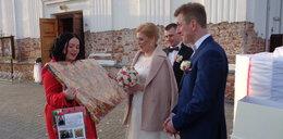 """Powiedzieli TAK! Pierwszy ślub w """"Rolnik szuka żony"""""""