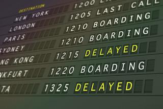 Za opóźniony o trzy godziny lot należy się odszkodowanie