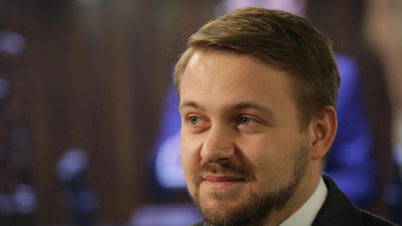 Jacek Ozdoba, wiceminister klimatu i środowiska