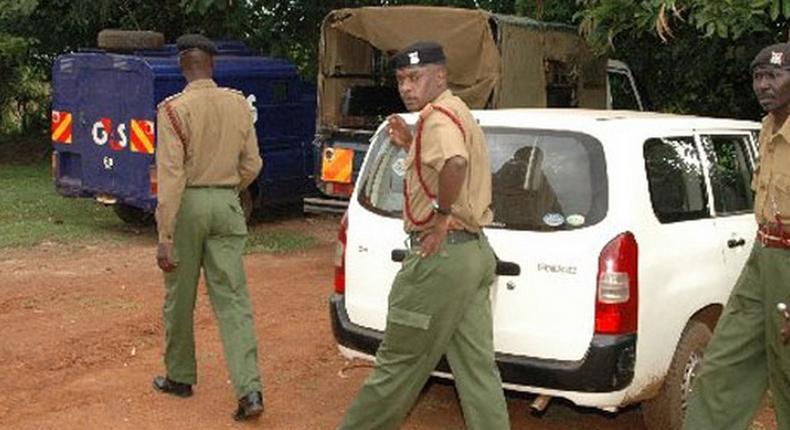 Men dressed in police regalia steal Ksh72 millionfrom G4S van