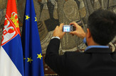 zastave srbija evropska unija01 foto O. Bunic