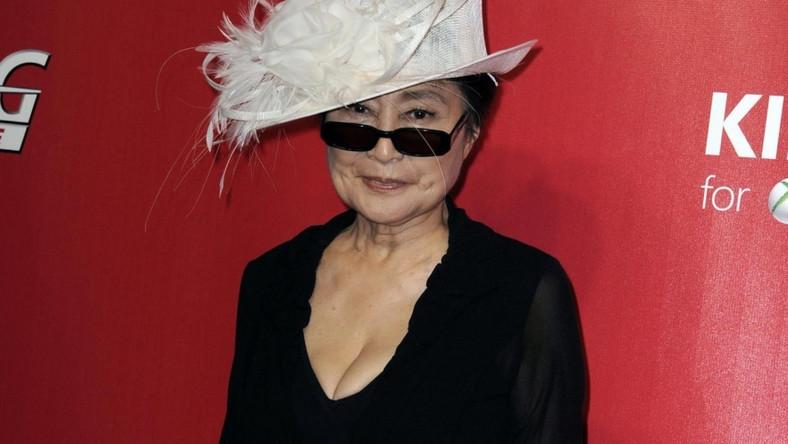 Żona Johna Lennona to kobieta o wielu talentach