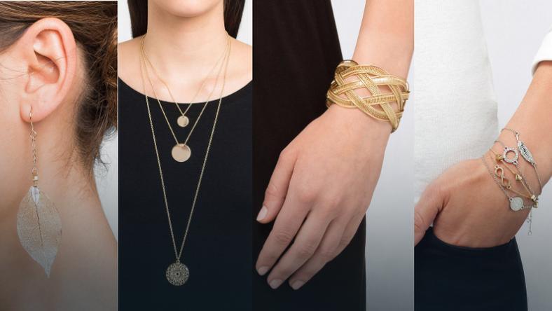 06209c6d13fa0 Modna biżuteria - trendy wiosna 2018. Modna biżuteria damska - Moda