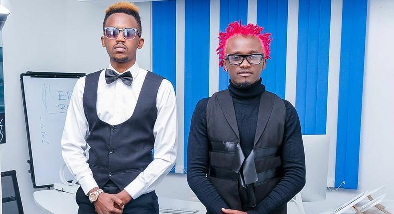 Weezdom and Bahati