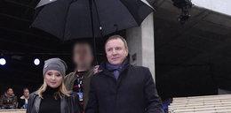 Jacek Kurski ma człowieka od parasola