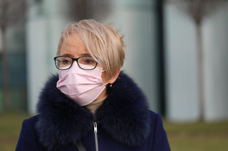 SN: Sprawa immunitetu sędzi Beaty Morawiec odroczona