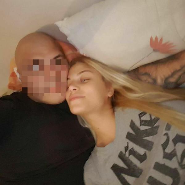 Tijana sa dečkom