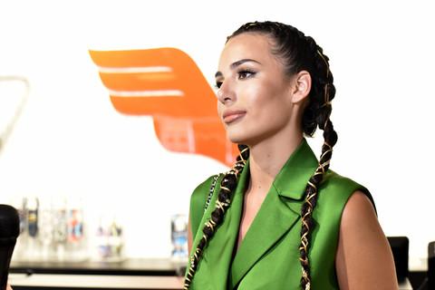 Anastasija Ražnatović NIKAD IZAZOVNIJA: Svi su gledali u ono što je obukla!
