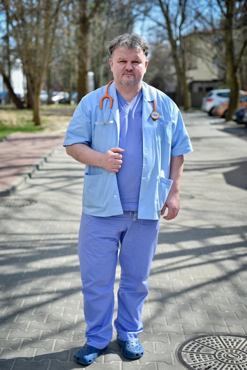 Dr Marek Posobkiewicz