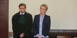 Hanna Zdanowska prawomocnie skazana